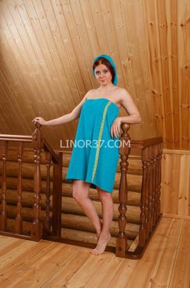 Набор для сауны женский